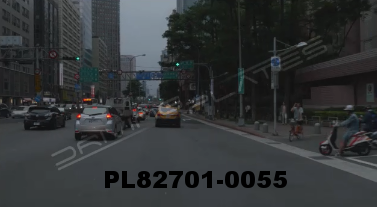 Vimeo clip HD & 4k Driving Plates Taipei, Taiwan PL82701-0055