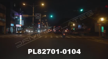 Vimeo clip HD & 4k Driving Plates Taipei, Taiwan PL82701-0104