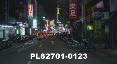 Vimeo clip HD & 4k Driving Plates Taipei, Taiwan PL82701-0123