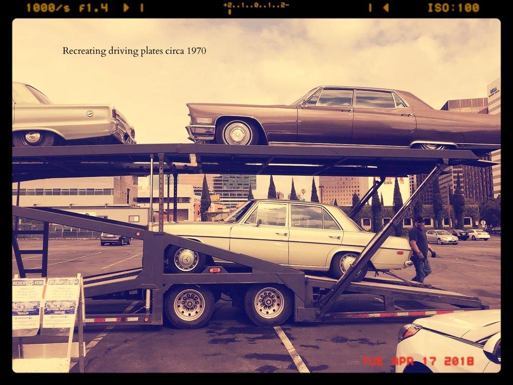 1970s era picture cars