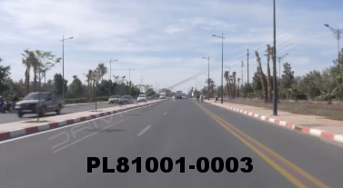 Vimeo clip HD & 4k Driving Plates Marrakech, Morocco PL81001-0003