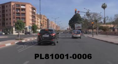Vimeo clip HD & 4k Driving Plates Marrakech, Morocco PL81001-0006