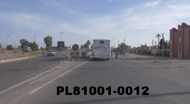 Vimeo clip HD & 4k Driving Plates Marrakech, Morocco PL81001-0012