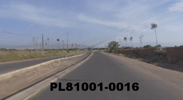 Vimeo clip HD & 4k Driving Plates Marrakech, Morocco PL81001-0016