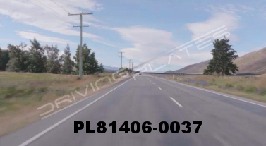 Vimeo clip HD & 4k Driving Plates New Zealand S. Isle PL81406-0037