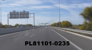 Vimeo clip HD & 4k Driving Plates Barcelona, Spain PL81101-0235