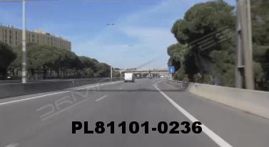 Vimeo clip HD & 4k Driving Plates Barcelona, Spain PL81101-0236