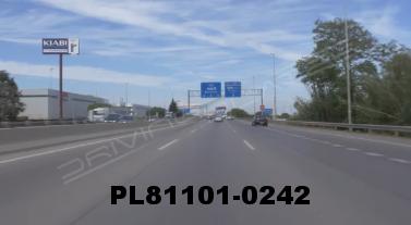 Vimeo clip HD & 4k Driving Plates Barcelona, Spain PL81101-0242