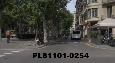 Vimeo clip HD & 4k Driving Plates Barcelona, Spain PL81101-0254