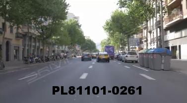 Vimeo clip HD & 4k Driving Plates Barcelona, Spain PL81101-0261