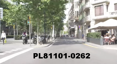 Vimeo clip HD & 4k Driving Plates Barcelona, Spain PL81101-0262