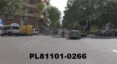 Vimeo clip HD & 4k Driving Plates Barcelona, Spain PL81101-0266