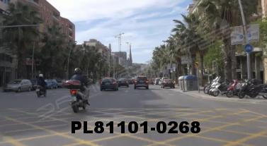 Vimeo clip HD & 4k Driving Plates Barcelona, Spain PL81101-0268