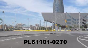 Vimeo clip HD & 4k Driving Plates Barcelona, Spain PL81101-0270