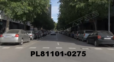 Vimeo clip HD & 4k Driving Plates Barcelona, Spain PL81101-0275
