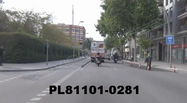 Vimeo clip HD & 4k Driving Plates Barcelona, Spain PL81101-0281