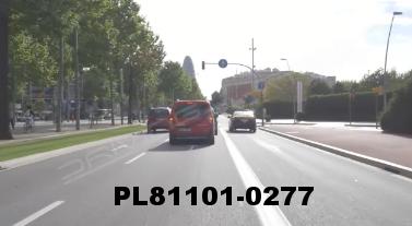 Vimeo clip HD & 4k Driving Plates Barcelona, Spain PL81101-0277