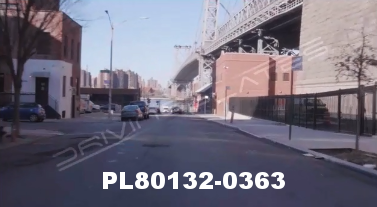Vimeo clip HD & 4k Driving Plates New York City PL80132-0363
