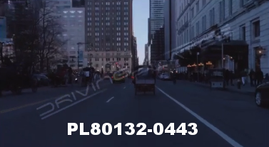 Vimeo clip HD & 4k Driving Plates New York City PL80132-0443