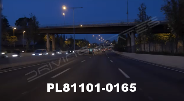 Vimeo clip HD & 4k Driving Plates Barcelona, Spain PL81101-0165