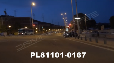 Vimeo clip HD & 4k Driving Plates Barcelona, Spain PL81101-0167