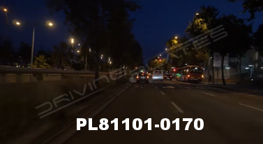 Vimeo clip HD & 4k Driving Plates Barcelona, Spain PL81101-0170