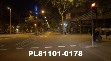 Vimeo clip HD & 4k Driving Plates Barcelona, Spain PL81101-0178