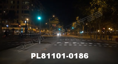 Vimeo clip HD & 4k Driving Plates Barcelona, Spain PL81101-0186