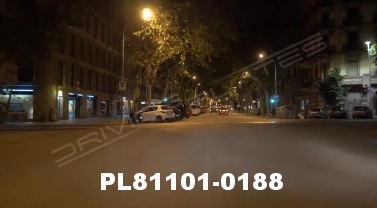 Vimeo clip HD & 4k Driving Plates Barcelona, Spain PL81101-0188