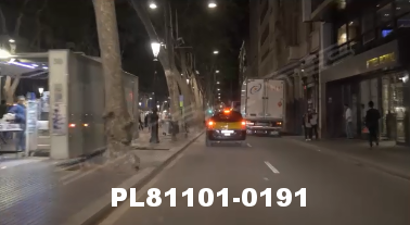 Vimeo clip HD & 4k Driving Plates Barcelona, Spain PL81101-0191