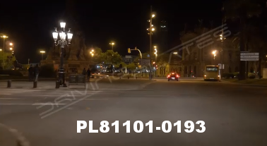 Vimeo clip HD & 4k Driving Plates Barcelona, Spain PL81101-0193