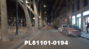 Vimeo clip HD & 4k Driving Plates Barcelona, Spain PL81101-0194