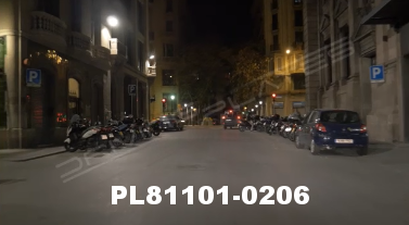 Vimeo clip HD & 4k Driving Plates Barcelona, Spain PL81101-0206
