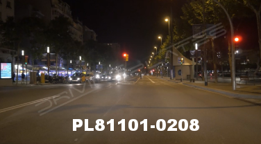 Vimeo clip HD & 4k Driving Plates Barcelona, Spain PL81101-0208