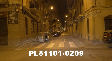 Vimeo clip HD & 4k Driving Plates Barcelona, Spain PL81101-0209