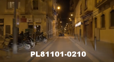 Vimeo clip HD & 4k Driving Plates Barcelona, Spain PL81101-0210