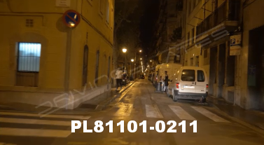 Vimeo clip HD & 4k Driving Plates Barcelona, Spain PL81101-0211