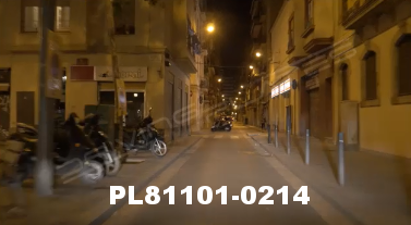Vimeo clip HD & 4k Driving Plates Barcelona, Spain PL81101-0214
