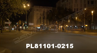 Vimeo clip HD & 4k Driving Plates Barcelona, Spain PL81101-0215