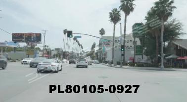 Vimeo clip HD & 4k Driving Plates Los Angeles, CA PL80105-0927