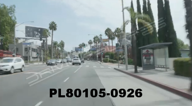 Vimeo clip HD & 4k Driving Plates Los Angeles, CA PL80105-0926