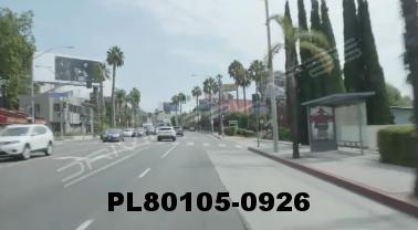 Vimeo clip HD & 4k Driving Plates Los Angeles, CA PL80105-0926