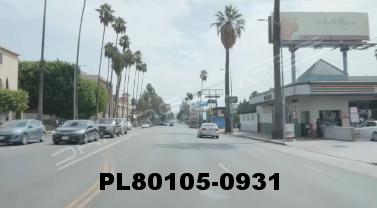 Vimeo clip HD & 4k Driving Plates Los Angeles, CA PL80105-0931