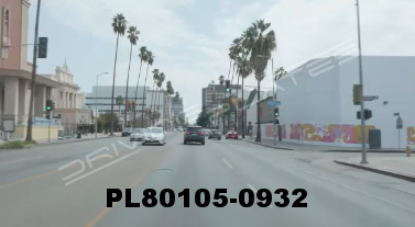 Vimeo clip HD & 4k Driving Plates Los Angeles, CA PL80105-0932
