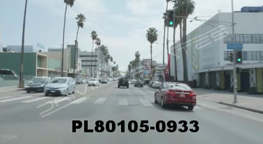 Vimeo clip HD & 4k Driving Plates Los Angeles, CA PL80105-0933