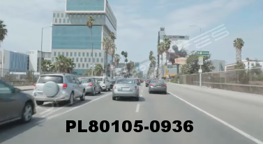 Vimeo clip HD & 4k Driving Plates Los Angeles, CA PL80105-0936