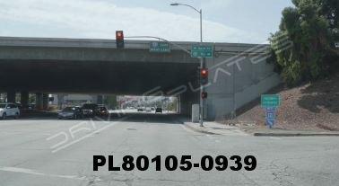 Vimeo clip HD & 4k Driving Plates Los Angeles, CA PL80105-0939
