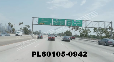 Vimeo clip HD & 4k Driving Plates Los Angeles, CA PL80105-0942