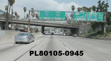 Vimeo clip HD & 4k Driving Plates Los Angeles, CA PL80105-0945