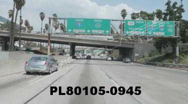 Vimeo clip HD & 4k Driving Plates Los Angeles, CA PL80105-0945
